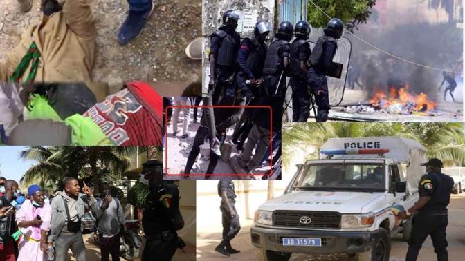 Manifestants arrêtés lundi: Le parquet criminalise le dossier