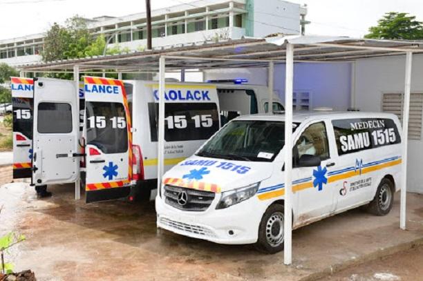 Extension du SAMU dans les régions: Diourbel attend depuis 7 ans