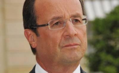 Accueil chaleureux pour François Hollande à Casablanca