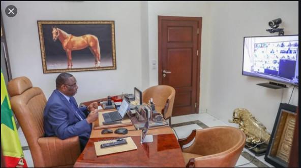 Conseil des ministres: Macky Sall