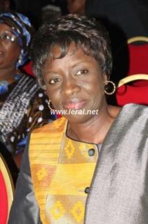 Aminata Touré en visite au Camp pénal de Liberté VI