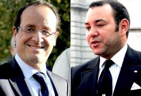 Monsieur François Hollande  déstabilise les ennemis du Maroc !