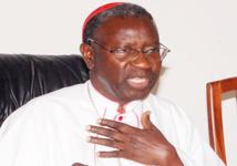 Le Cardinal Sarr prêche la bonne parole dans les entreprises