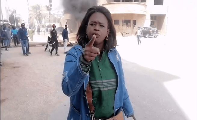 Khadija Mahecor Diouf,Pastef : « L'avenir du Sénégal ne se fera pas sans Pastef Les Patriotes »