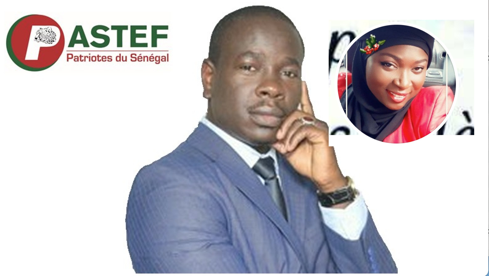 Arrestation de Patricia Mariame Ngandoul: Son époux Biram Souleye Diop a pris la fuite, mais est recherché par...