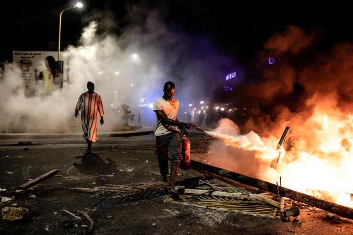 Après le 16 février 1994, les émeutes de l'électricité en 2011, les services de renseignements en mode Off le 8 février 2021