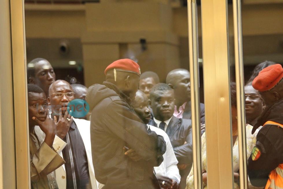 Pape et Cheikh au Grand Théâtre: Mounirou Sy impatient d'accéder dans la salle