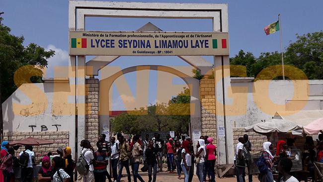 L'appel des élèves du lycée Limamou Laye aux autorités