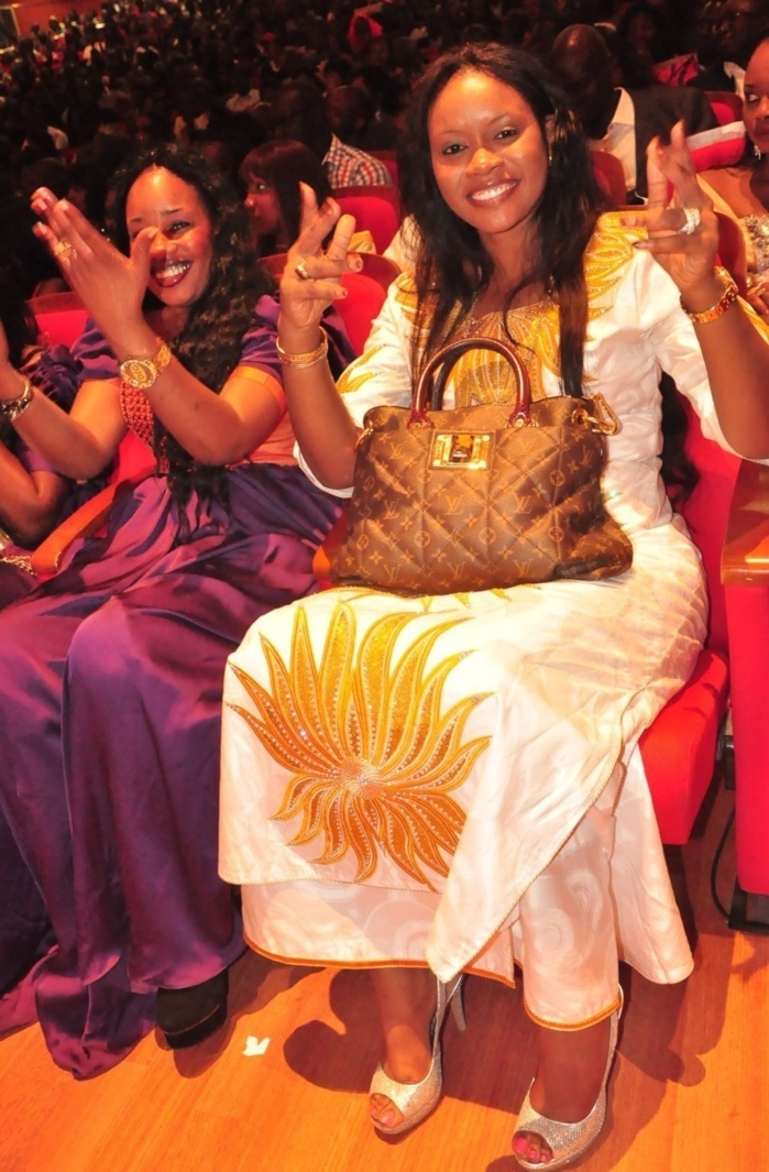 Amy Samaké, l'ex femme de Aliou Sow fan de Pape et Cheikh