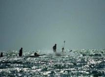 [Audio] Chavirement de deux pirogues à Kayar, 3 pêcheurs portés disparus