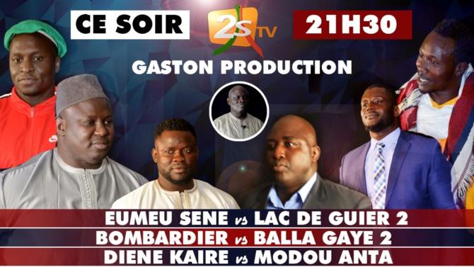 De Balla Gaye 2 à Diène Kayré: Plus de 1000 kilos de muscles à la 2Stv ce dimanche à 21h30