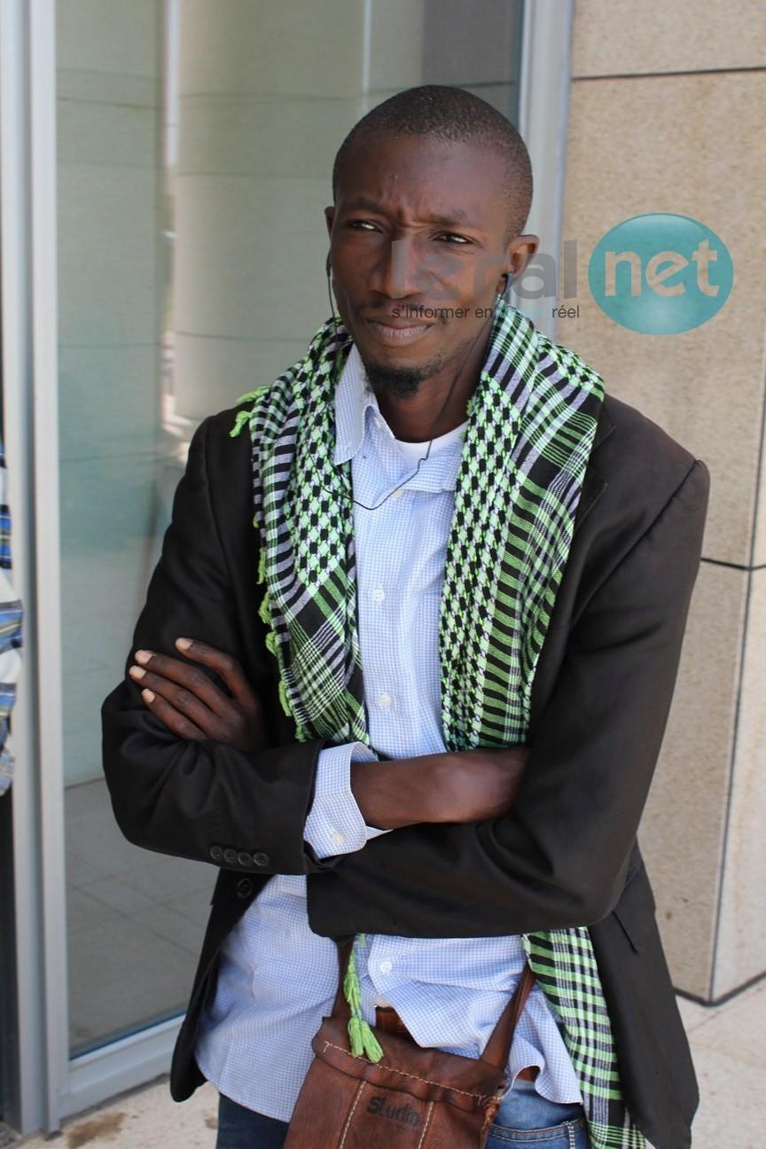 Talla Ndiaye, le photographe des VIP