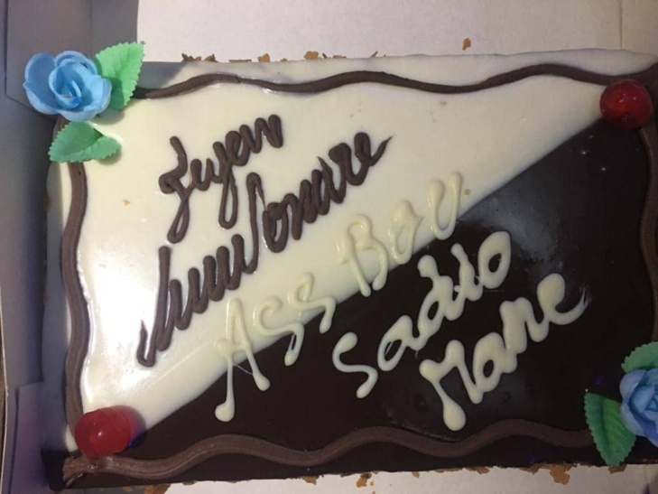 Photos / Fan de Sadio Mané: Ass Malick Sow, âgé de 5 ans, décerne son anniversaire de naissance à son joueur préféré
