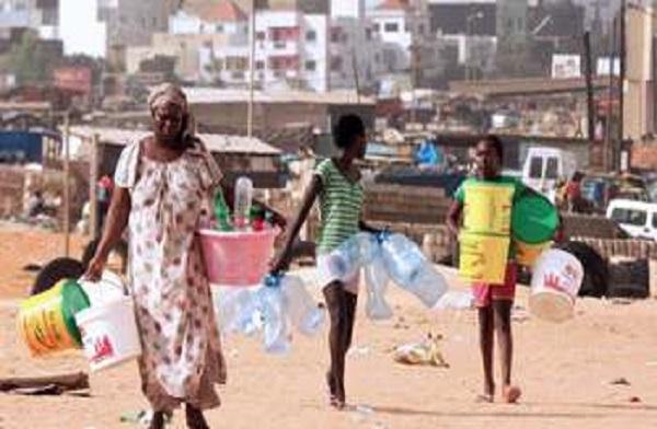 Pauvreté et la raréfaction du liquide précieux: Les populations de Thiadiaye ont soif