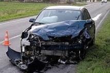 Accident : un jeune homme de 31 ans broyé et coincé dans une Mercedes