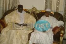 Hissène Habré chez la famille du défunt Grand Serigne de Dakar