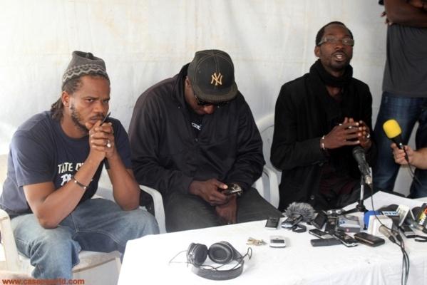 """""""Y'en a marre"""" annonce la tenue d'une « Foire aux problèmes africains » à Addis-Abeba"""