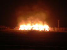 Incendie au « Daaka » de Médina Gounas
