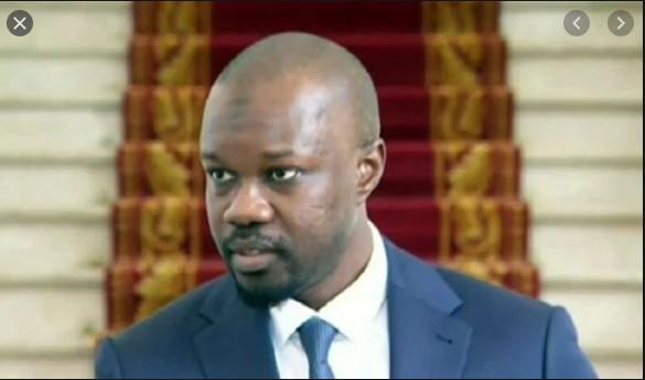 Ousmane Sonko : « Macky Sall ne comprend pas le fonctionnement d'un mouvement patriotique »