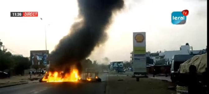 Levée de l'immunité parlementaire de Ousmane Sonko: Des manifestations à l'Ucad, Rufisque et aux Parcelles assainies