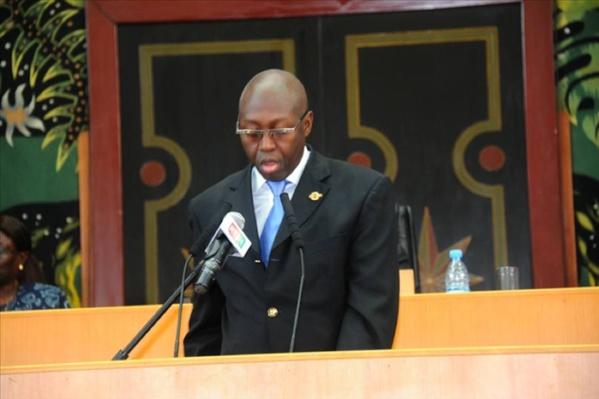 Levée de l'immunité parlementaire de Ousmane Sonko / Mamadou Lamine Diallo: