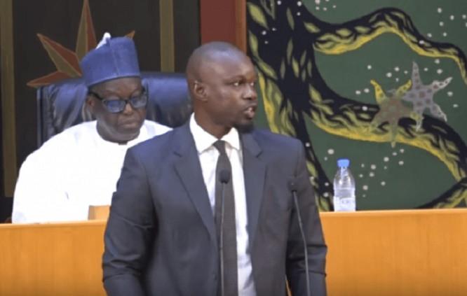 La décision de l'Assemblée nationale est tombée: L'immunité parlementaire du député Sonko levée
