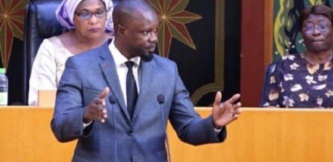 Urgent: L'immunité parlementaire de Ousmane Sonko levée