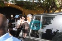 Karim Wade à la Brigade de gendarmerie de Colobane: Son garde du corps lui apporte ses repas