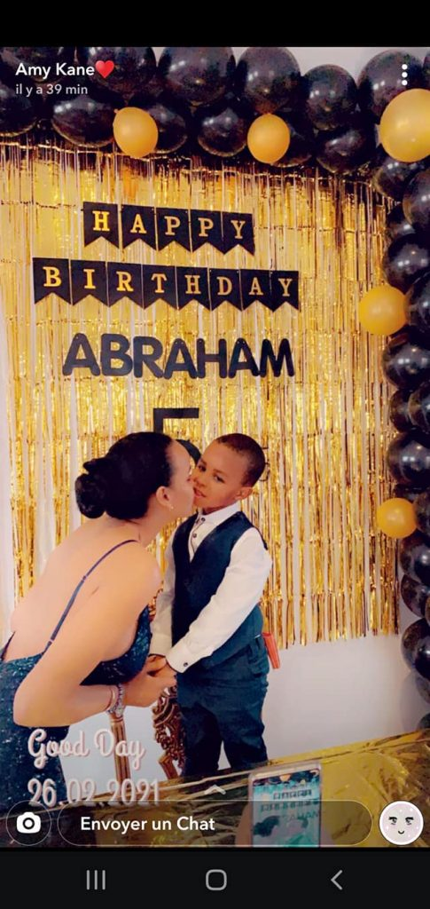 Photos - Cheikh Amar célèbre l'anniversaire de son fils avec la jet-setteuse Karina Tavarez !