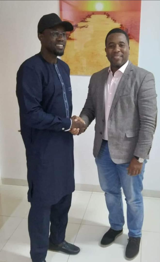 Bougane Gueye Dany chez Sonko: