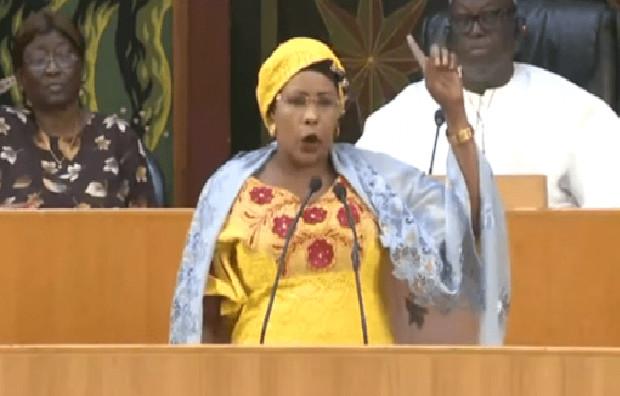 Une véritable élue du peuple : Mame Diarra Fam celle qui nous a permis l'accès à l'information
