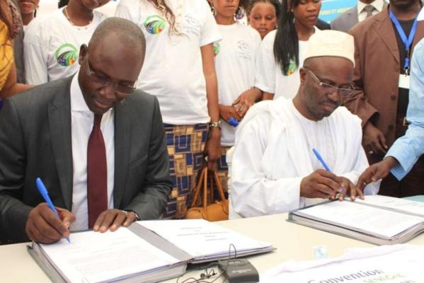 Le Mca accorde une enveloppe de 5,8 milliards de francs au Crédit mutuel du Sénégal