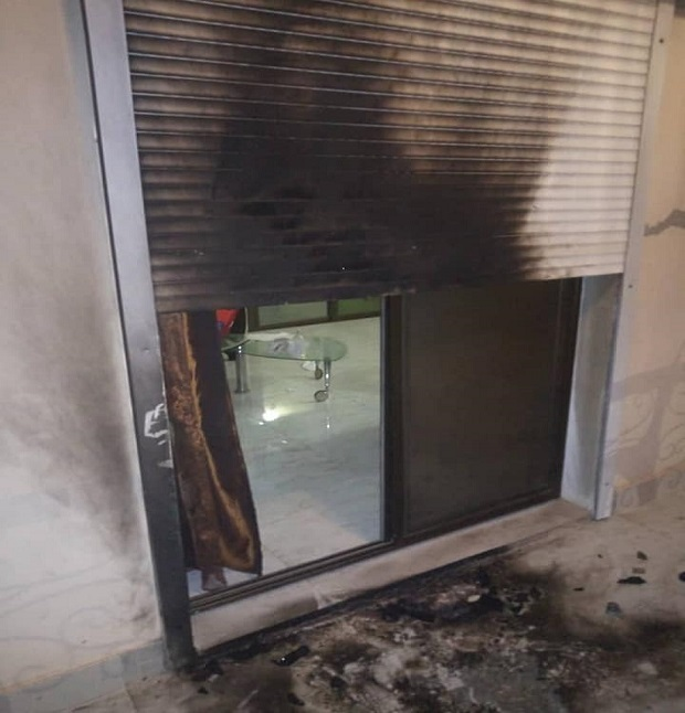La violence s'installe: La maison du député Seydou Diouf attaquée et incendiée