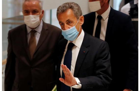 Affaire des écoutes: Nicolas Sarkozy condamné à trois ans de prison dont un an ferme