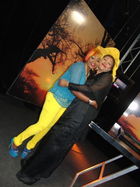 Amy Collé Dieng annonce son retour en force avec les couleurs!