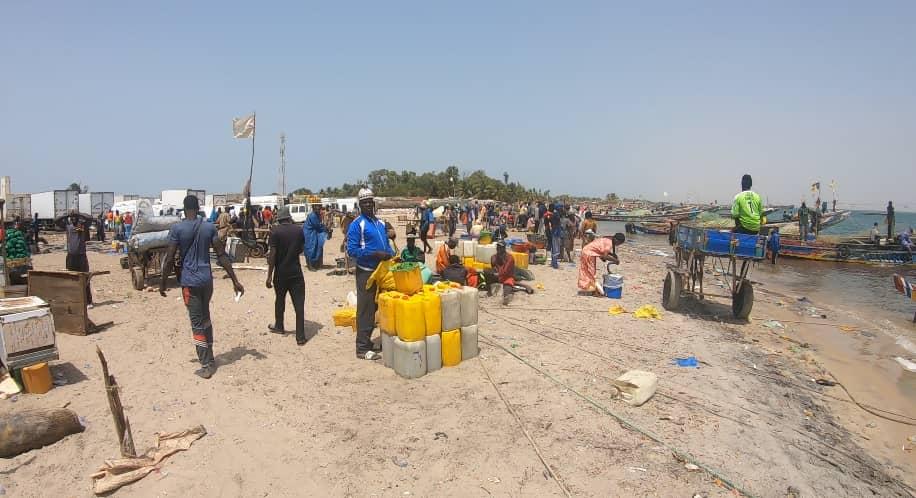 Djiffer, à la découverte du carrefour des pêcheurs