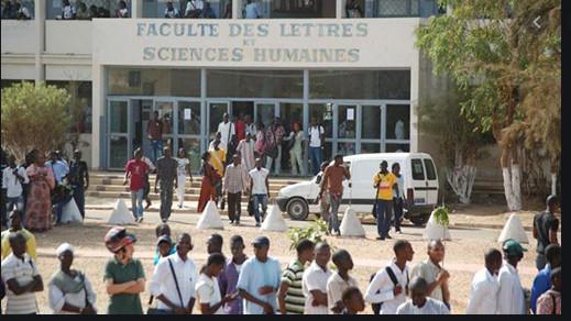 UCAD: Les étudiants arrêtés, finalement libérés