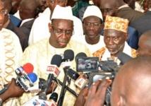 Macky Sall renouvelle son attachement à Cheikh Ahmadou Tidiane Bâ de Médina Gounass