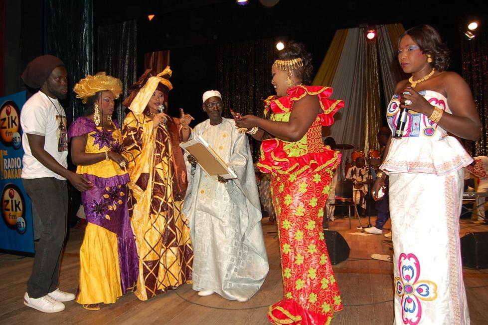 Le show de Ngoné Ndiaye Guéweul à Sorano