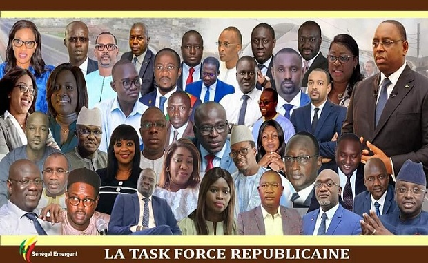 Déclaration de la Task Force Républicaine (TFR) de l'APR sur l'affaire Adji Sarr-Ousmane Sonko