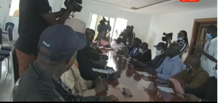 Le Frn exige la libération immédiate de Ousmane Sonko et dévoile son plan d'actions