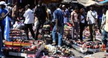 [Audio] Sit-in des commerçants du marché des Hlm contre la hausse des frais de location des cantines.