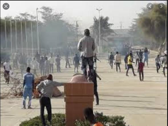 Université Gaston Berger de Saint-Louis: Les étudiants reprennent le combat