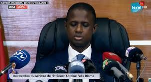 "Manifestations violentes: Antoine Diome, Ousmane Sonko, les ""Forces Occultes""..."
