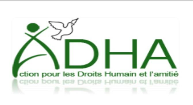 Manifestations et troubles notés: Le cri de cœur de l'ONG ADHA à l'Etat et à la jeunesse