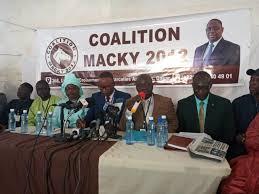 Situation tendue du pays: Les leaders de la coalition Macky2012 en appellent à l'apaisement