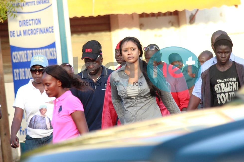 Marche du Pds: La très belle Amy Samaké était de la partie