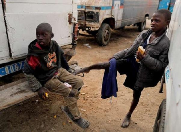 Manifestations tout azimut : la précarité et la faim y ont aussi leur part...
