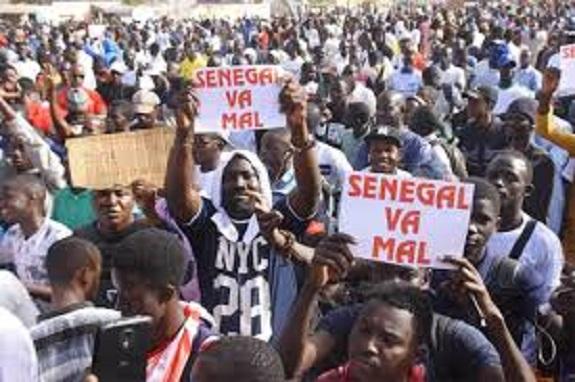 Affaire Ousmane Sonko: Le M2D maintient son appel à des manifestations pacifiques les 8, 9 et 10 mars