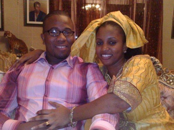 Bougane Guèye Dany très heureux aux cotés de sa femme Momy !